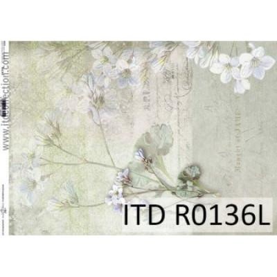 Бумага рисовая ITD A3 - R136L