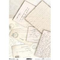 Бумага рисовая ITD A4 - R745