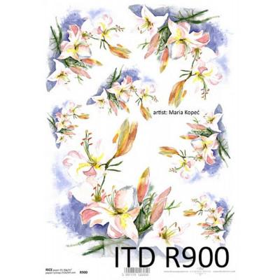 Бумага рисовая ITD A4 - R900