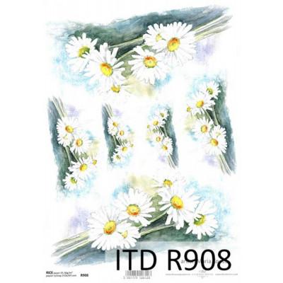 Бумага рисовая ITD A4 - R908