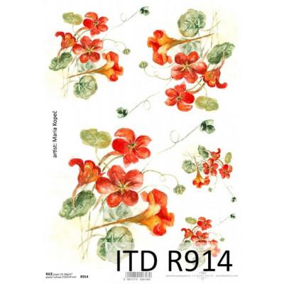 Бумага рисовая ITD A4 - R914