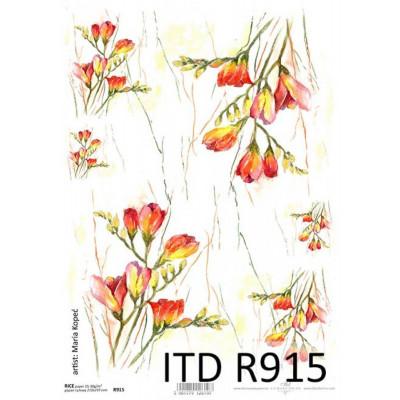 Бумага рисовая ITD A4 - R915