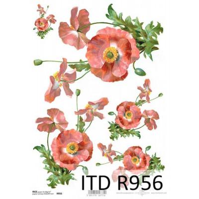 Бумага рисовая ITD A4 - R956