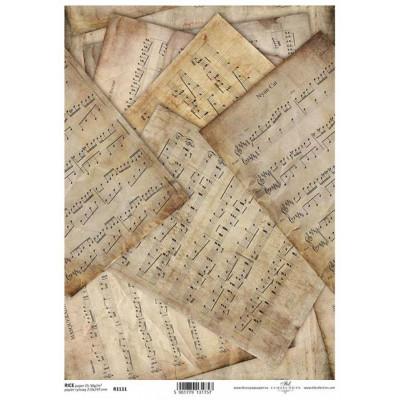 Бумага рисовая ITD A4 - R1111