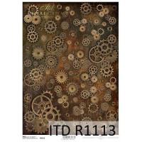 Бумага рисовая ITD A4 - R1113