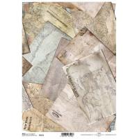 Бумага рисовая ITD A4 - R1125