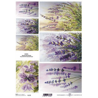Бумага рисовая ITD A4 - R1228