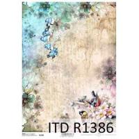 Бумага рисовая ITD A4 - R1386