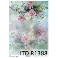 Бумага рисовая ITD A4 - R1388