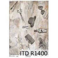 Бумага рисовая ITD A4 - R1400
