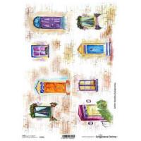 Бумага рисовая ITD A4 - R1461