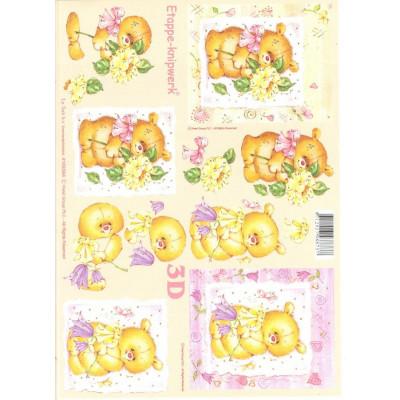 Бумага для 3Д - Техники А4 4169364