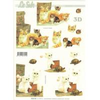 Бумага для 3Д - Техники А4 4169.25