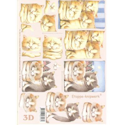 Бумага для 3Д - Техники А4 4169132