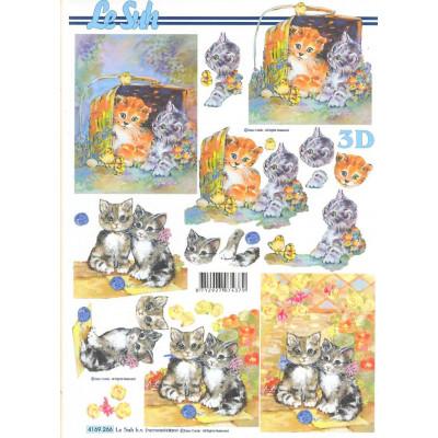 Бумага для 3Д - Техники А4 4169.266