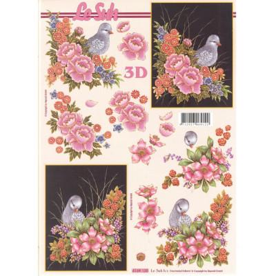 Бумага для 3Д - Техники А4 4169.120