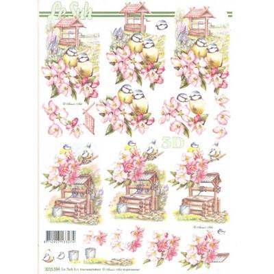Бумага для 3Д - Техники А4 8215.594