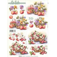 Бумага для 3Д - Техники А4 8215.92