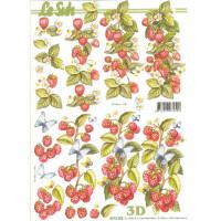 Бумага для 3Д - Техники А4 8215.302