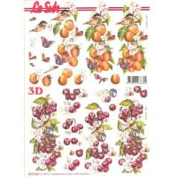 Бумага для 3Д - Техники А4 8215.324