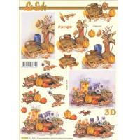 Бумага для 3Д - Техники А4 777.036