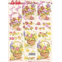 Бумага для 3Д - Техники А4 8215.225
