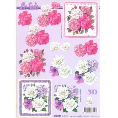 Бумага для 3Д - Техники А4 4169.457