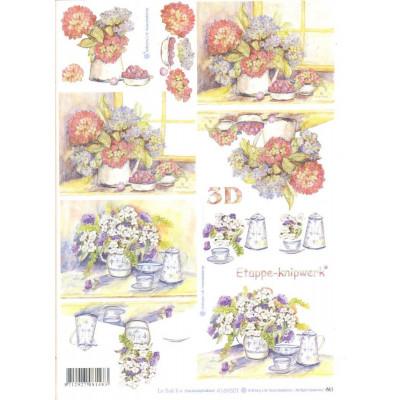 Бумага для 3Д - Техники А4 4169501