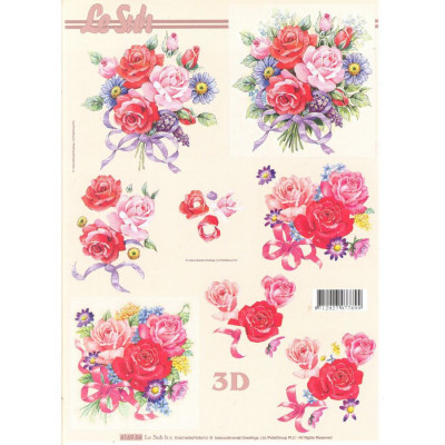 Бумага для 3Д - Техники А4 4169.04