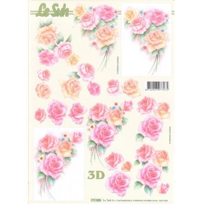 Бумага для 3Д - Техники А4 777.005