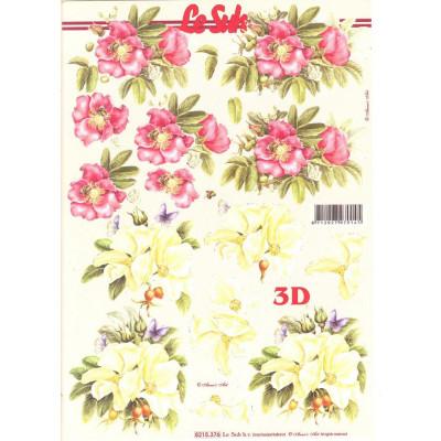 Бумага для 3Д - Техники А4 8215.376