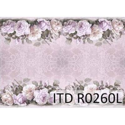 Бумага рисовая ITD A3 - R260L