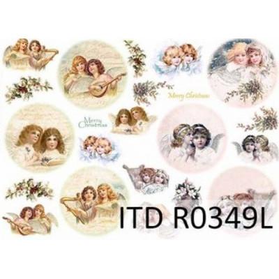 Бумага рисовая ITD A3 - R349L