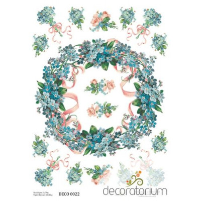 Decoratorium A4 - DECO0022