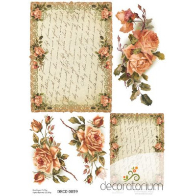 Decoratorium A4 - DECO0059