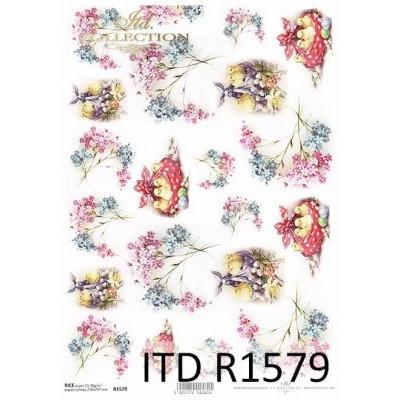 Бумага рисовая ITD A4 - R1579