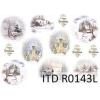 Бумага рисовая ITD A3 - R143L