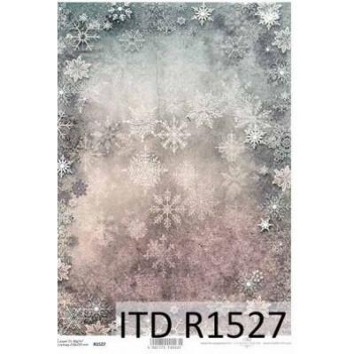 Бумага рисовая ITD A4 - R1527