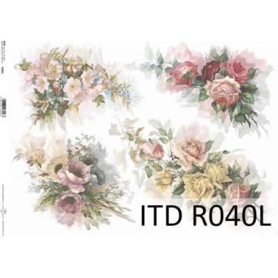 Бумага рисовая ITD A3 - R040L