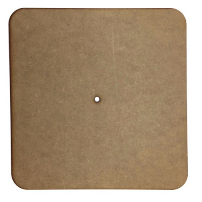 Основа для часов квадратная Ш-33 см