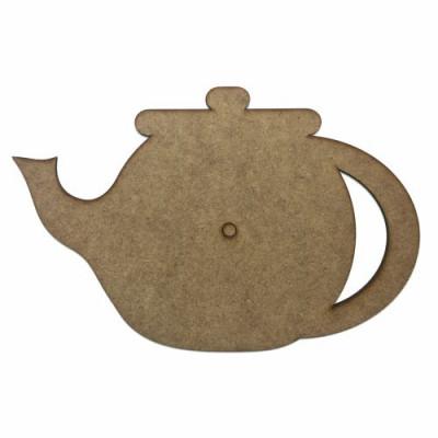 Основа для часов - чайник малый Ш-27 * В-18