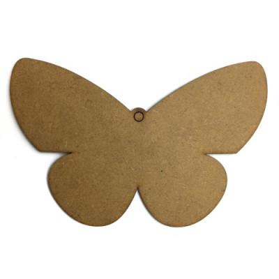 Бабочка ДВП большая В-9 * Ш-14