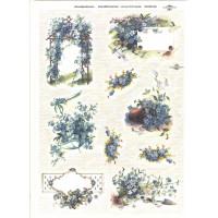 Бумага рисовая ITD A4 - R357