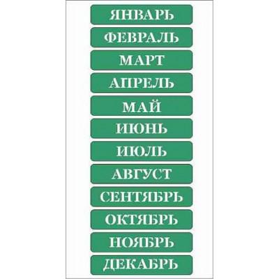 Трафарет многоразовый самоклейкий АРТ-002 9*23 см