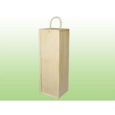 Коробка для вина видвижная 36*11,5*11(Польша)