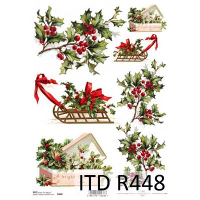 Бумага рисовая ITD A4 - R448