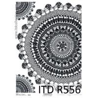 Бумага рисовая ITD A4 - R556