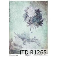 Бумага рисовая ITD A4 - R1265