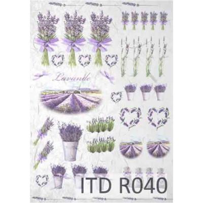 Бумага рисовая ITD A4 - R040