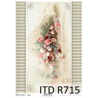 Бумага рисовая ITD A4 - R715